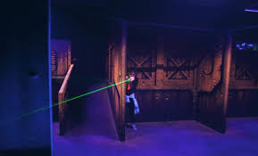 laser game -marrakech
