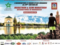Marathon International de Marrakech 2018