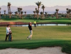 Golf au Fairmont Marrakech
