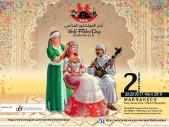 Les « World Folklore Days » sont de retour du 28 au 31 mars à Marrakech